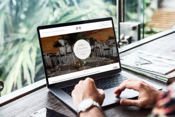 strona internetowa dla dekoratora